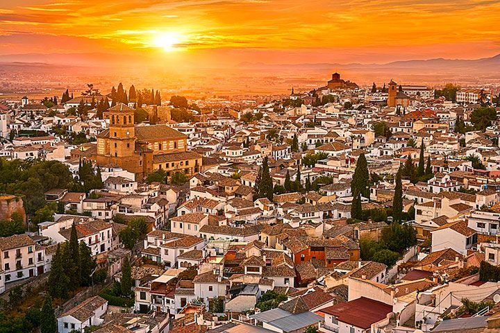 Granada - BE Spain DMC, Events & Communication