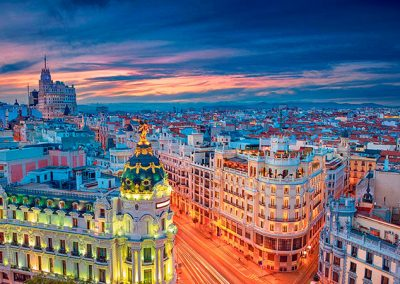 Madrid - BE Spain DMC, Events & Communication - Travel Agency