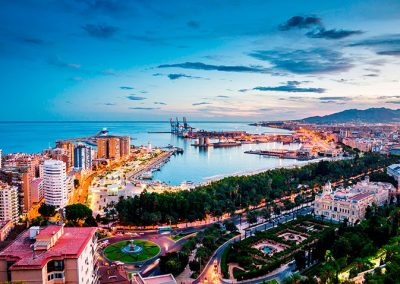 Málaga - BE Spain DMC, Events & Communication - Travel Agency