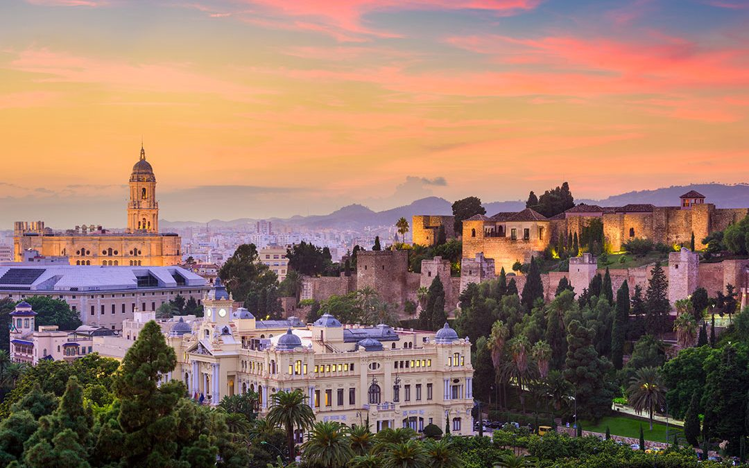 Málaga: a great destination for events