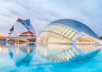 Valencia - BE Spain DMC, Events & Communication - Travel Agency