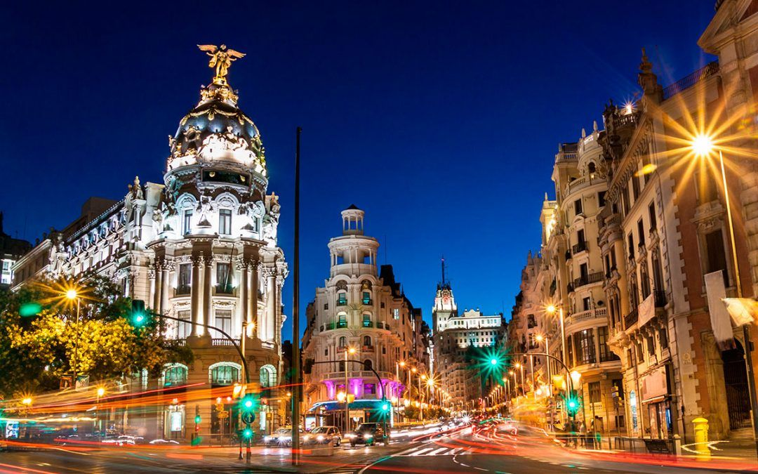 Madrid: business tourism destination of international level