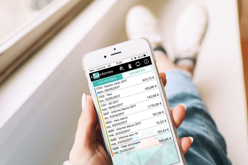 La tecnología móvil, imprescindible en los viaje de negocios