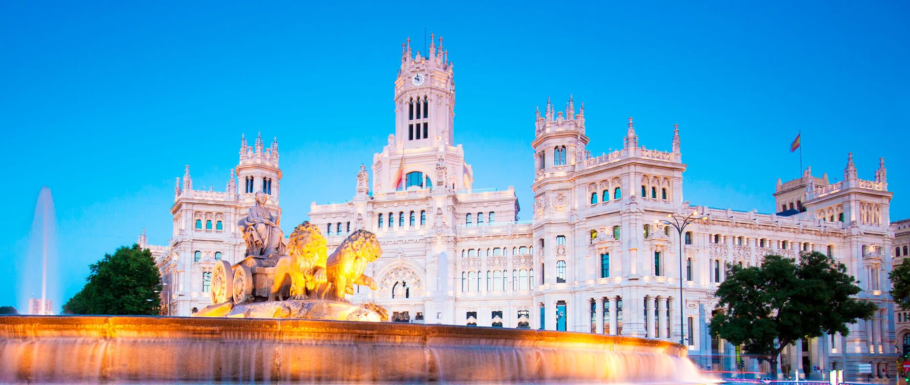 Destination Spain - BE Spain DMC, Events & Communication Travel Agency Malaga Spain