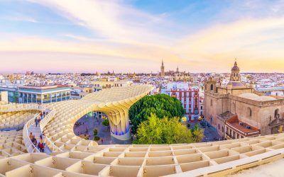 Sevilla, un destino para Eventos con belleza y solera