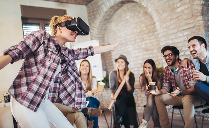 Realidad virtual en el mundo de los eventos corporativos