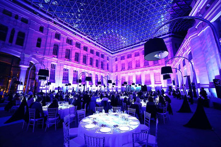 Video-Mapping for Corporate Events