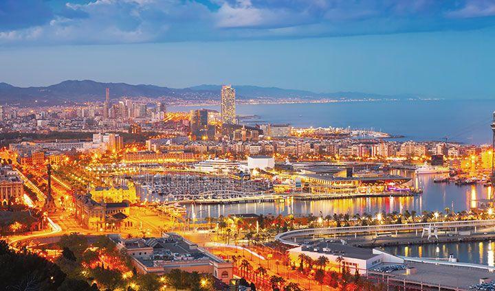 Barcelona, una ciudad para eventos y reuniones