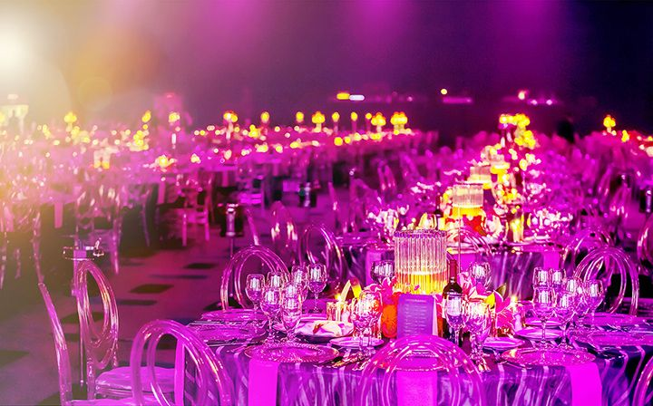Unique venues for corporate events