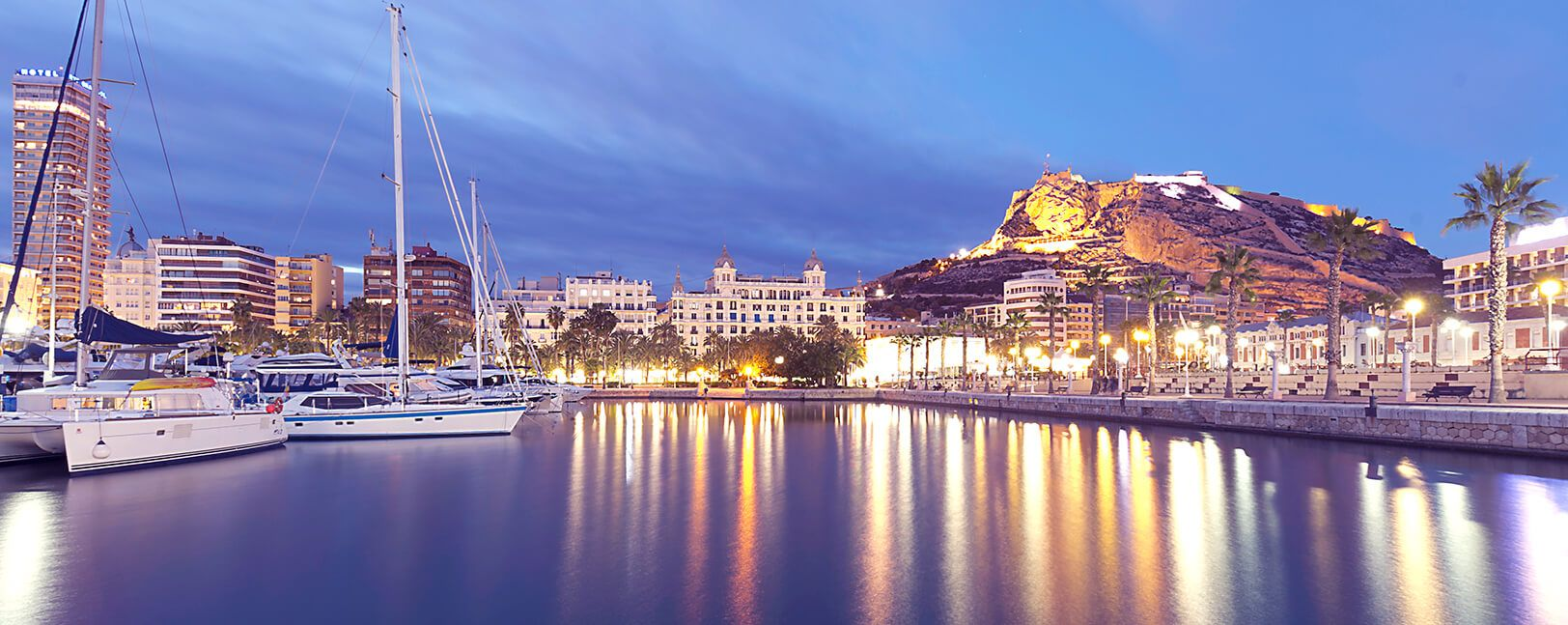 DMC Alicante - Corporate Events Management in Spain