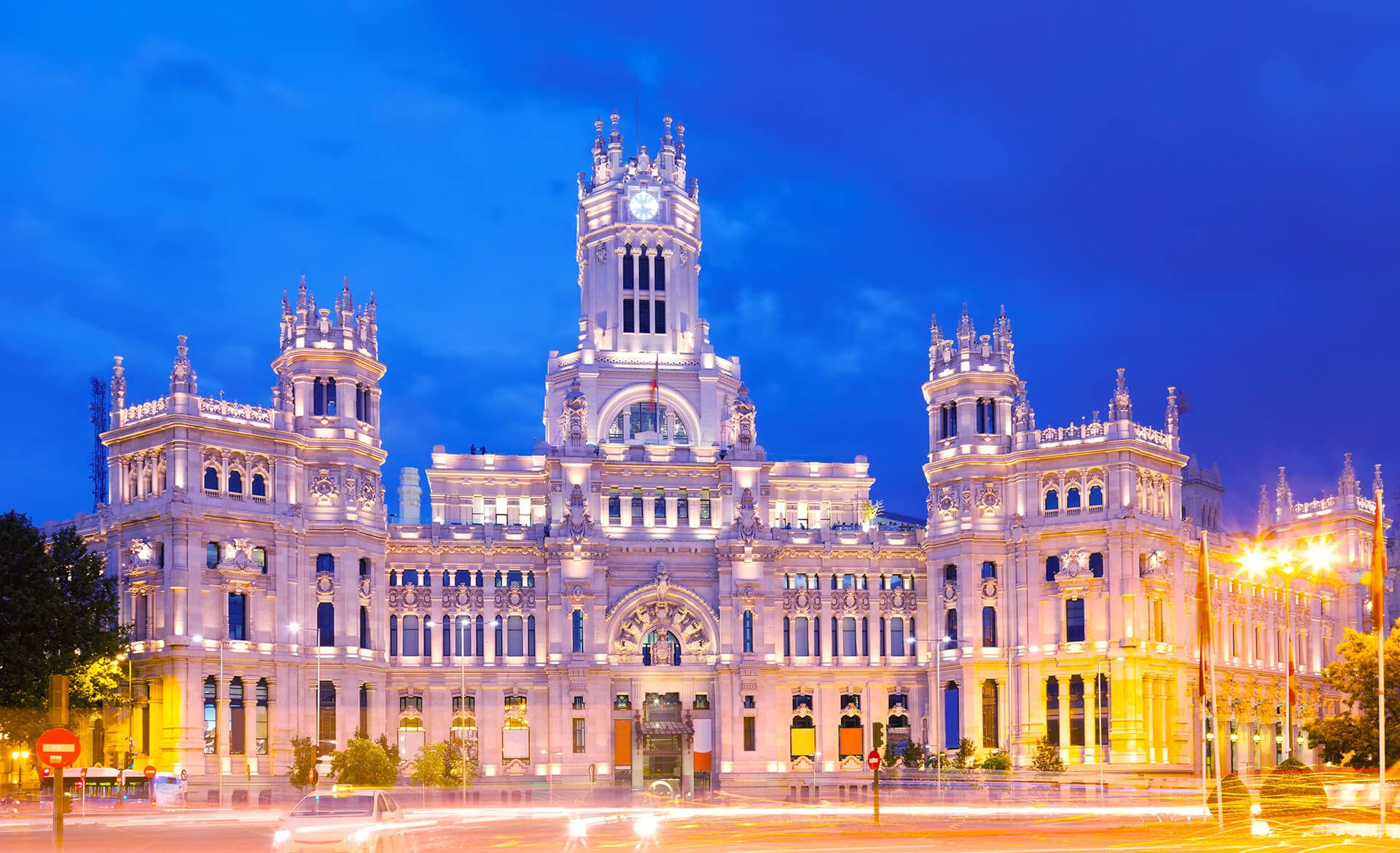 DMC Madrid - Corporate Events Management in Spain