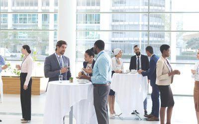 """¿Cómo es la """"nueva normalidad"""" en los eventos corporativos?"""