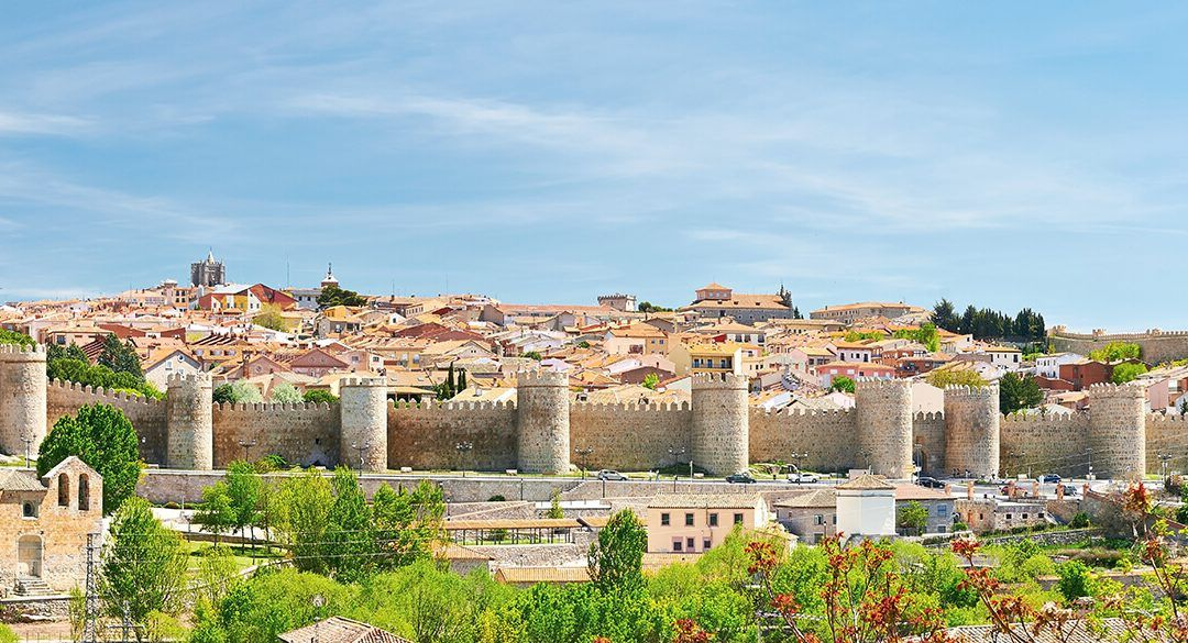 MICE destinations : Spanish World Heritage Cities