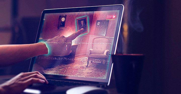 cómo captar la atención en un evento online a través del ordenador en casa